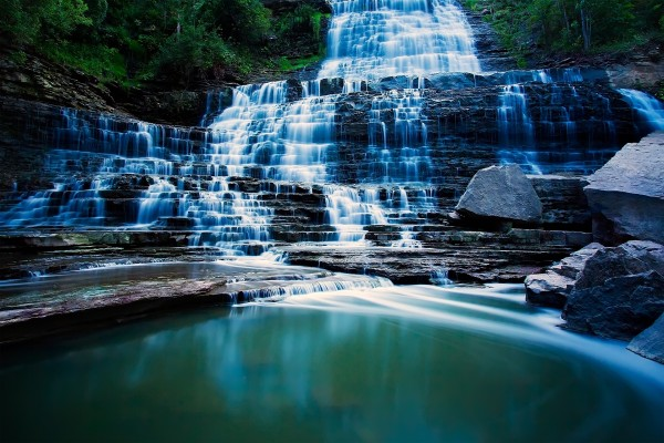 Albion Falls (Canadá)