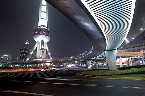 Construcciones futuristas en el presente