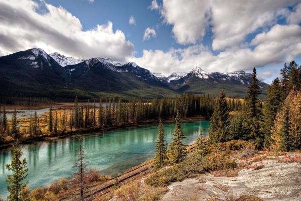 Parque Nacional Banff, Alberta, Canadá
