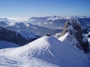 Diversión y deporte en la nieve