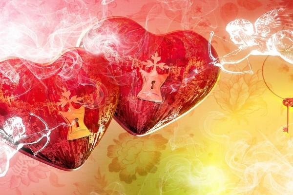 Cupido tiene las llaves del amor