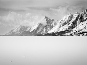 Postal: Grand Teton (Wyoming, Estados Unidos)