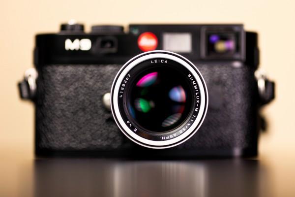 Leica Summilux 50mm