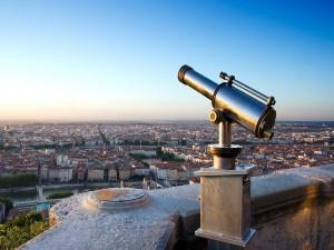 Vistas de Lyon, Francia