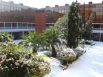 Nevada en el Centro de Transportes de Madrid
