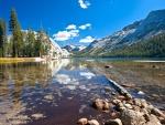 Lago Tenaya (Parque Nacional de Yosemite, California)