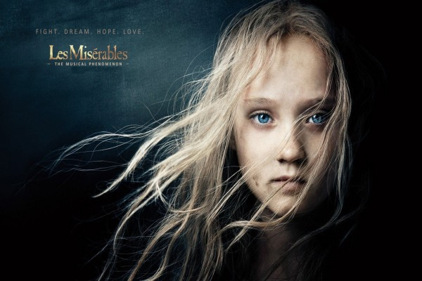 Isabelle en Los Miserables