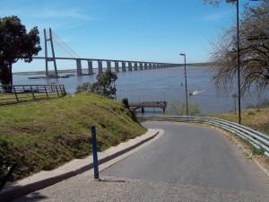 Puente Rosario-Victoria (Argentina)