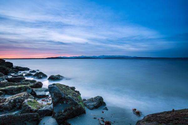 Alki Beach, West Seattle