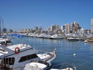 Puerto de Punta del Este (Uruguay)