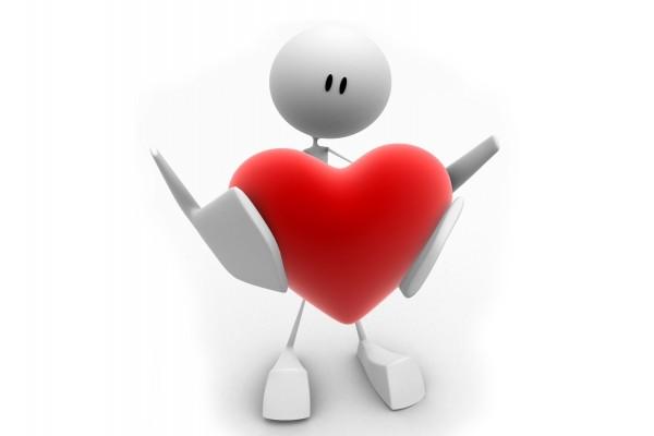 Con el corazón en las manos