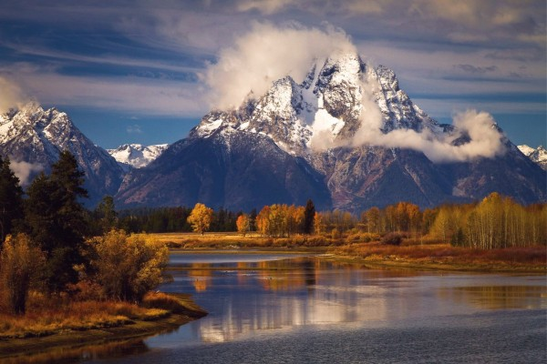 Parque Nacional Grand Teton (Wyoming, Estados Unidos)