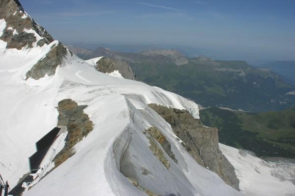 Macizo de Jungfrau (Suiza)