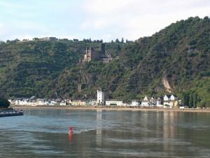 Postal: Castillo de Katz (Alemania)