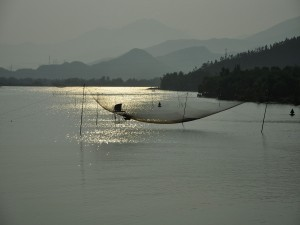 Antiguas artes de pesca