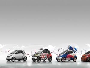 Smart, un coche que vale para todo