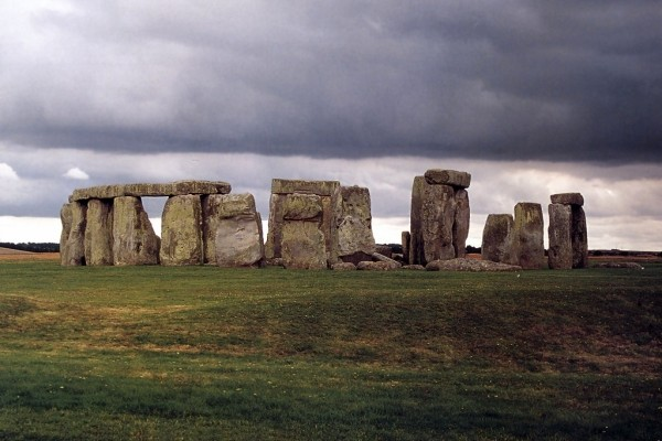 Monumento megalítico de Stonehenge (Inglaterra)