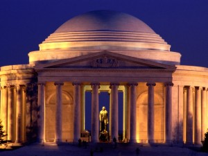 Monumento a Thomas Jefferson, Washington D. C.