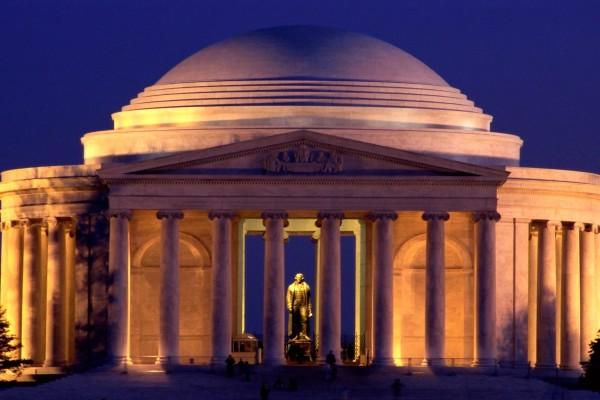 Monumento a Thomas Jefferson, Washington D. C.