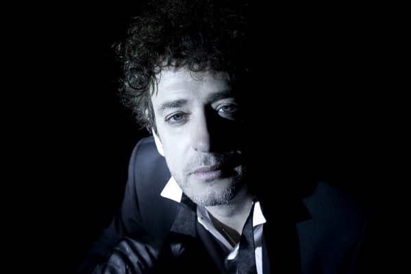 El músico argentino Gustavo Cerati