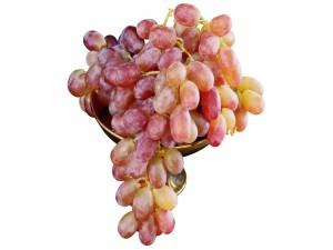 Postal: Uvas moradas