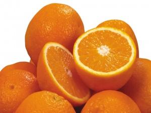 Postal: Naranjas