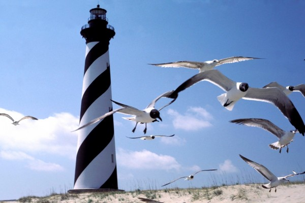 Faro del Cabo Hatteras, Carolina del Norte