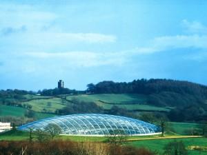 Jardín Botánico Nacional del País de Gales (Carmarthenshire, Gales)