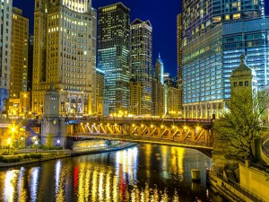 Luces de Chicago