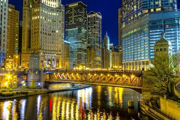 Luces de Chicago