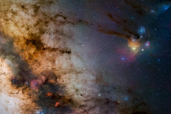 El centro de nuestra galaxia