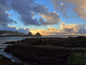 Sunset Bay State Park, Oregon