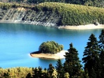 Lago Plastíra, Grecia