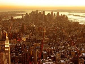 Centro de la ciudad de Manhattan, Nueva York