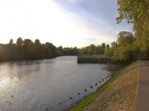 Río Itchen, Inglaterra