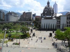 Plaza de San Antonio (Medellín, Colombia)