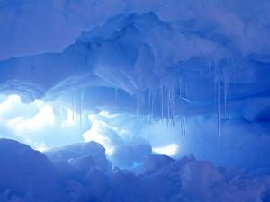 Gruta de hielo