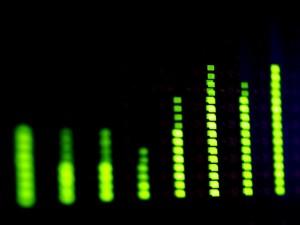 Postal: Ecualizador de sonido