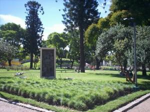 Parque Centenario de Buenos Aires (Argentina)