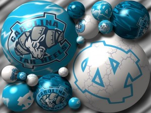 Postal: North Carolina Tar Heels