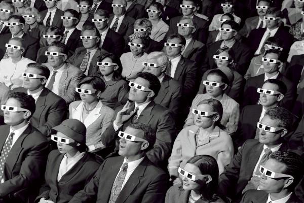 Los inicios del cine en 3D