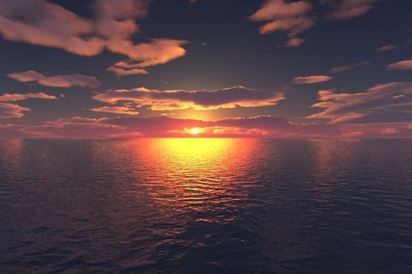 Un punto de luz en el horizonte
