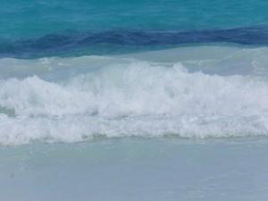 Blancas olas