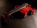 Un clásico violín