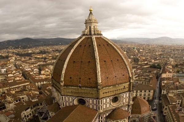 Cúpula del Duomo de Florencia (Basílica de Santa Maria del Fiore), Italia