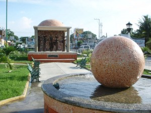 Plaza Garibaldi, en el centro histórico de la ciudad de México