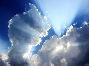 Un cielo místico