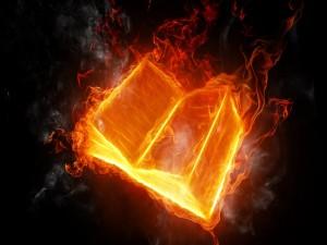 Postal: Un libro de fuego