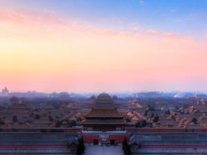 La Ciudad Prohibida, Pekín, China
