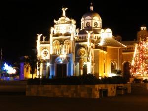Postal: Basílica de Nuestra Señora de los Ángeles (Cartago, Costa Rica)